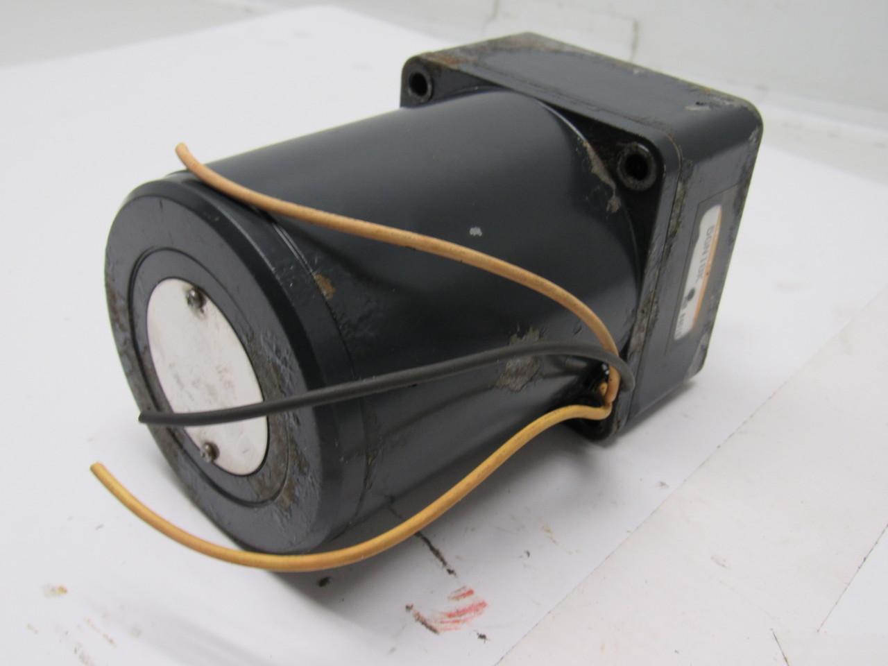 Oriental Motor 5rk40gn Ce Reversible Electric Motor W