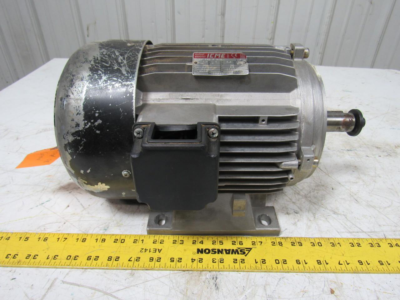 Motori Elettrici Bp 112 B 8 4 2 Speed Electric Motor 220v