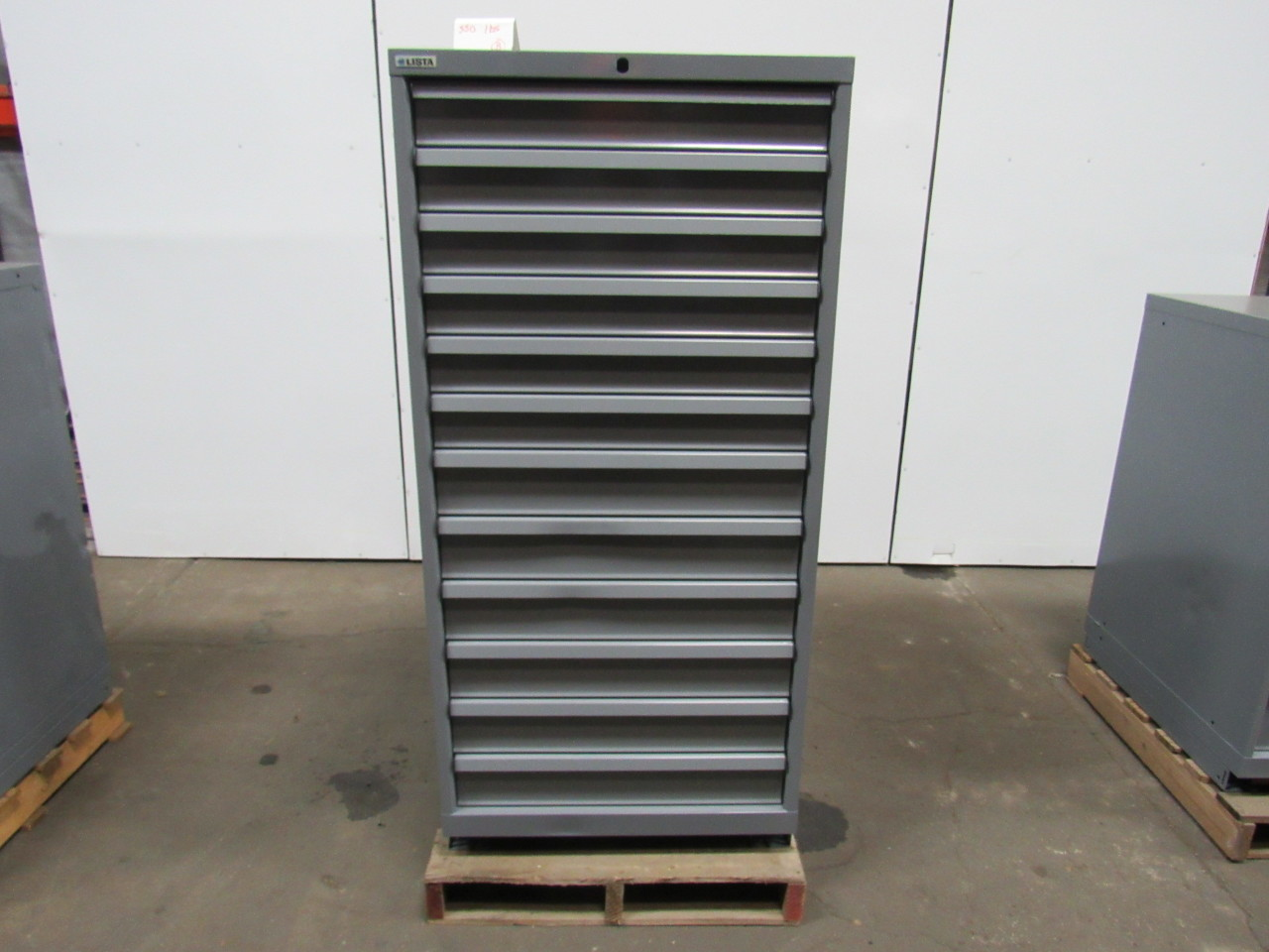 Lista 12 Drawer Tooling Small Parts Industrial Storage