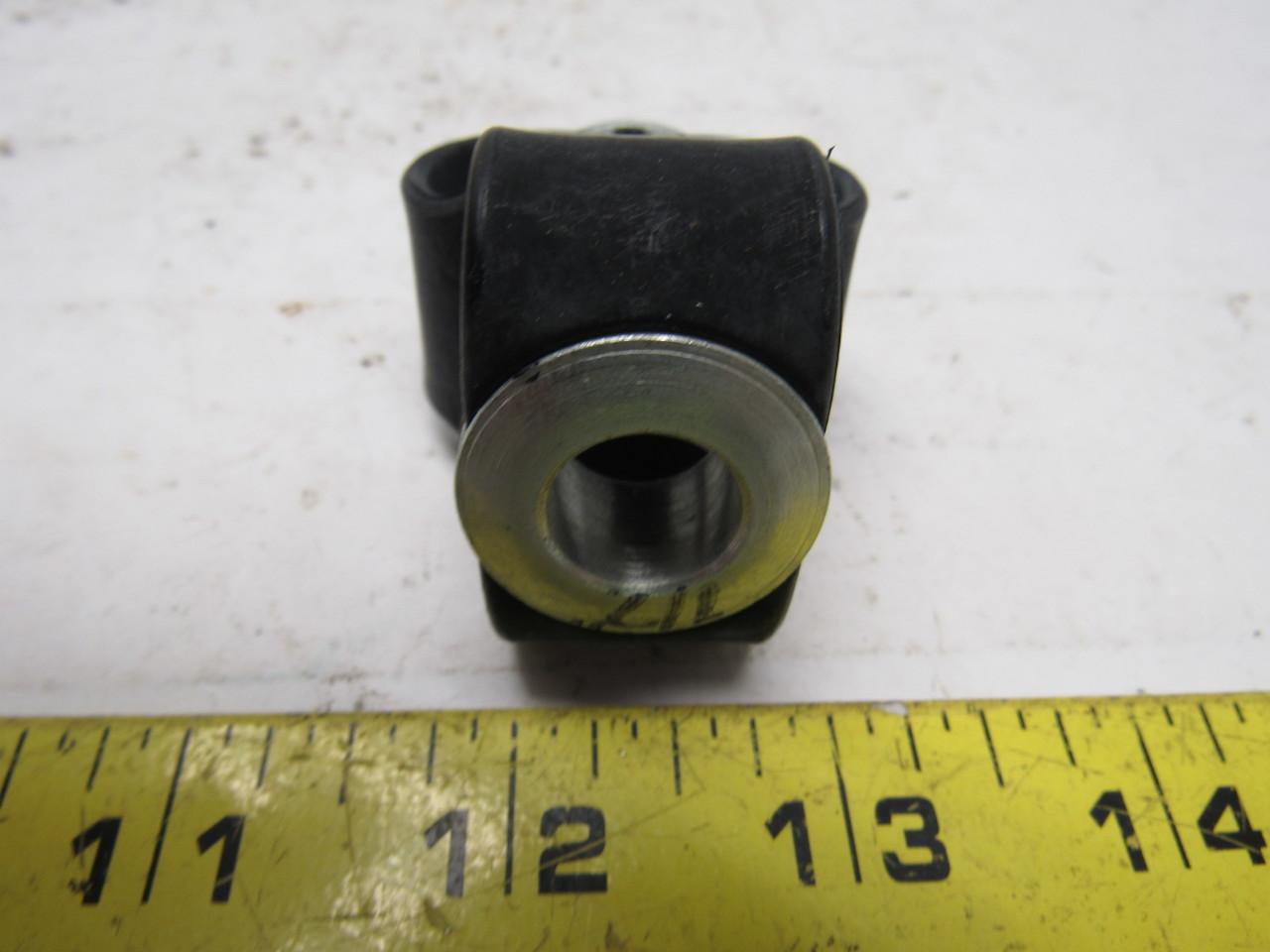 Flexible Pump To Gear Motor Coupling 1 2 Id Ebay