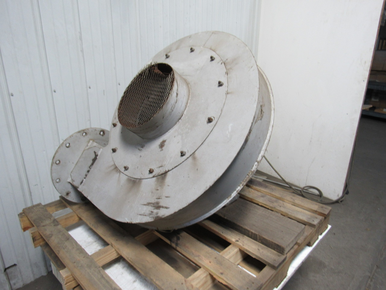 Blower Powered Air Knives : Us electrical hp quot dia blower air agitator knife