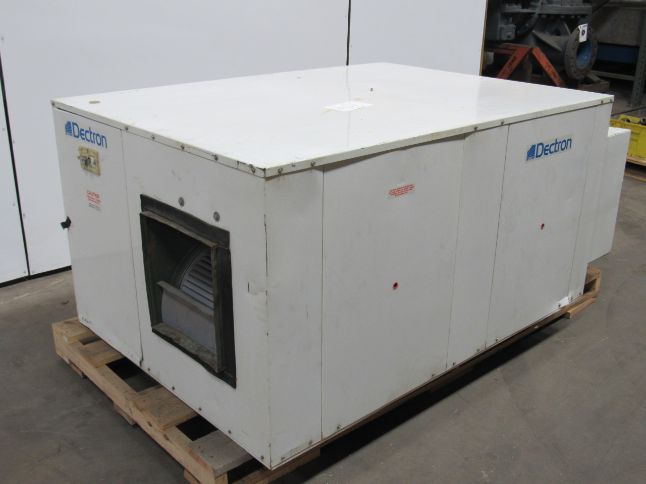 Dectron Dry O Tron Ds 030 203 Indoor Pool Dehumidifier 3000cfm 208 230v Ebay