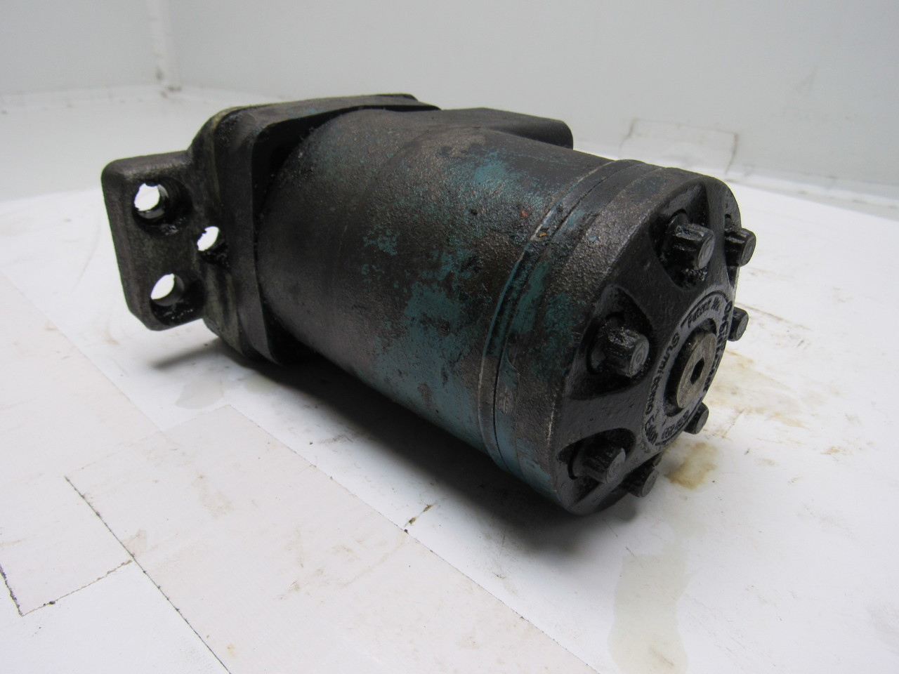 Sumitomo Eaton H 050bc4 Orbit Motor Geroler Low Speed High Torque 1 Shaft Ebay