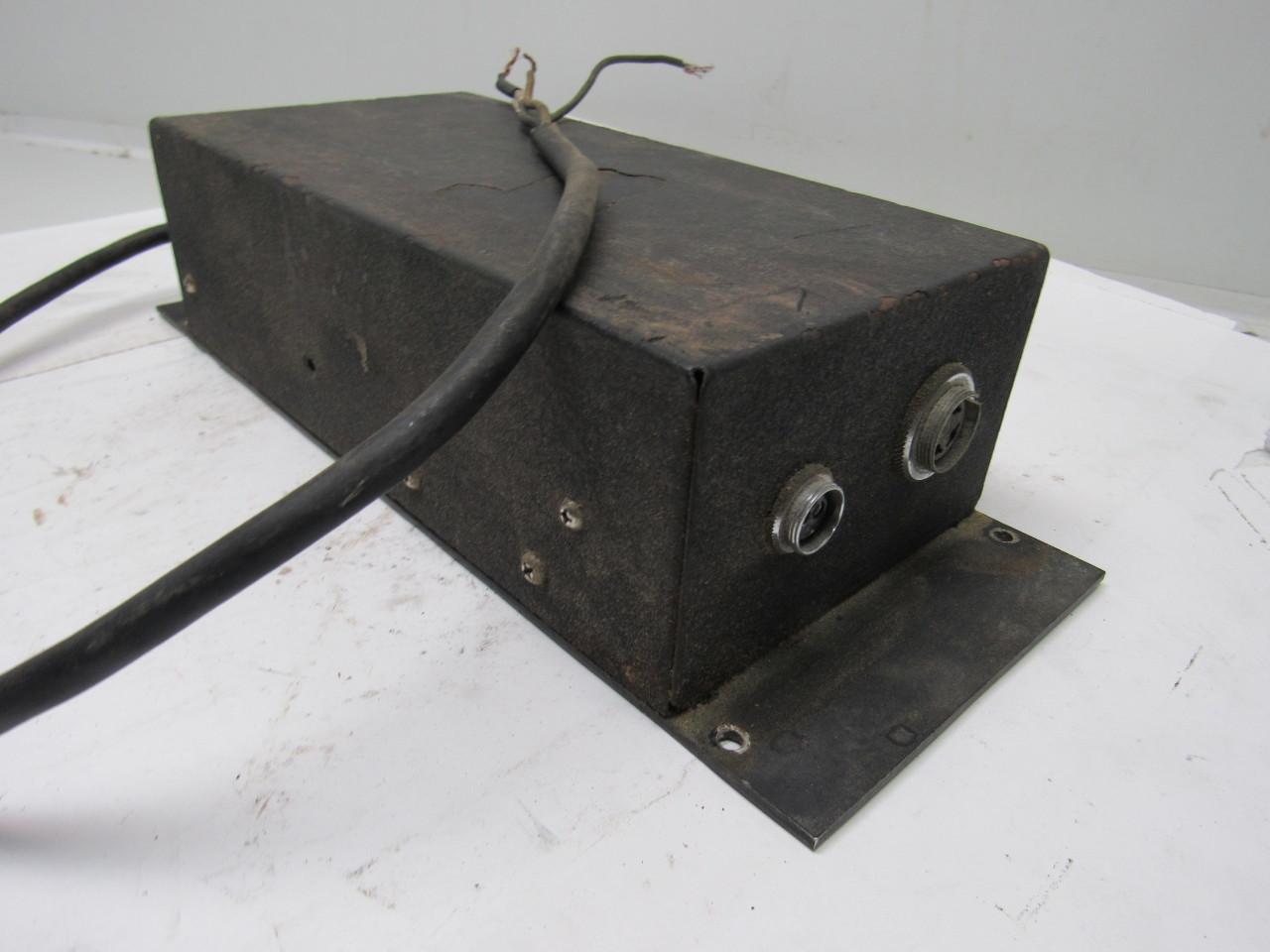 Schematic Of Voltagedoubler Strobe Light Circuit