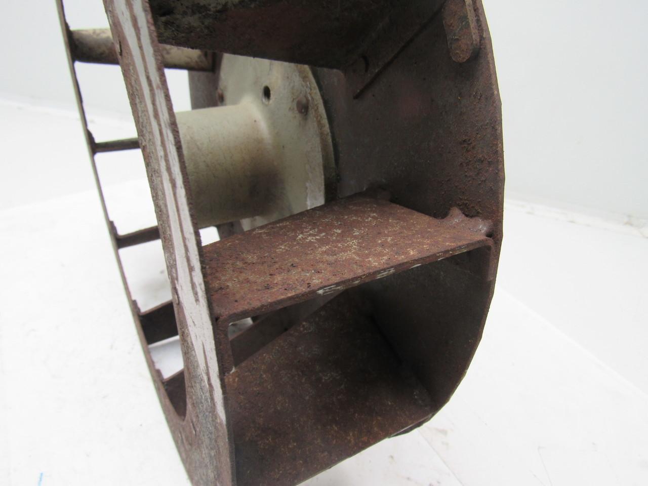Dust Collector Blower : Torit quot x dust collector blower fan