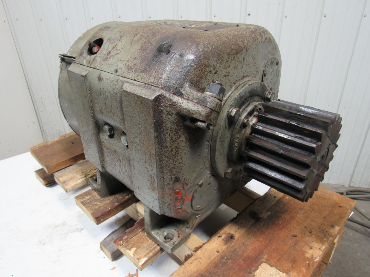Westinghouse No 6 Type K M6313n Vintage Electric Motor