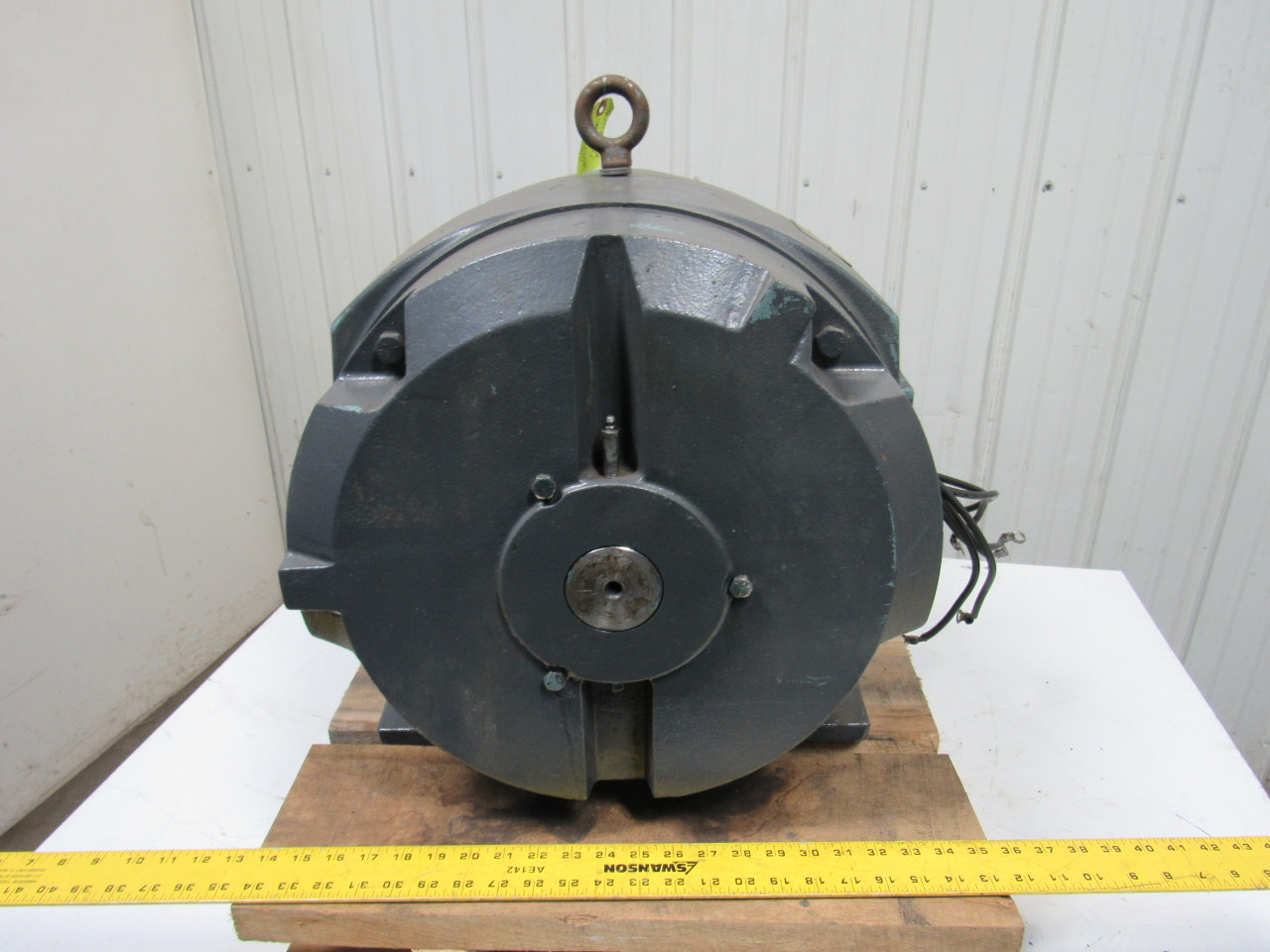 Reliance p36g0087b 100 hp duty master ac electric motor for Duty master ac motor