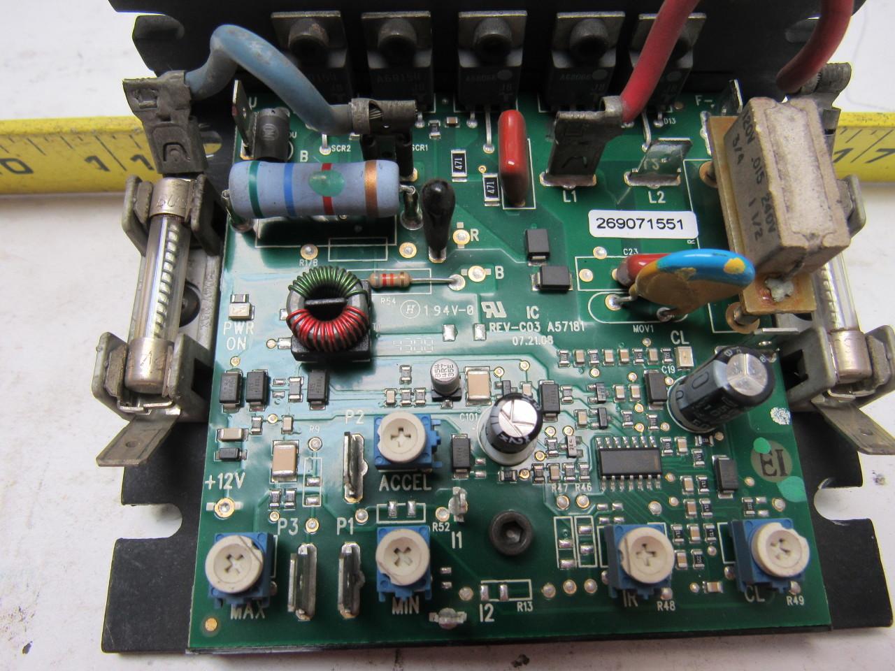 Kbic 120 Wiring Diagram Kb Electronics 9429h Dc Motor Speed Control In