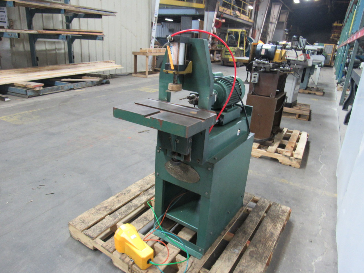 grizzly boring machine