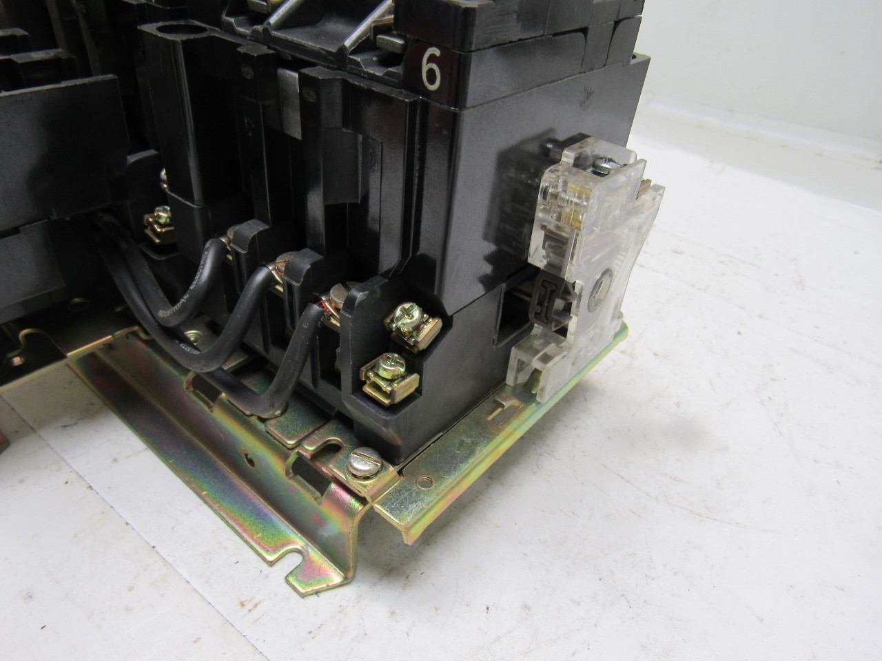 Square D 8736 Sc08 Size 1 Magnetic Reversing Motor Starter