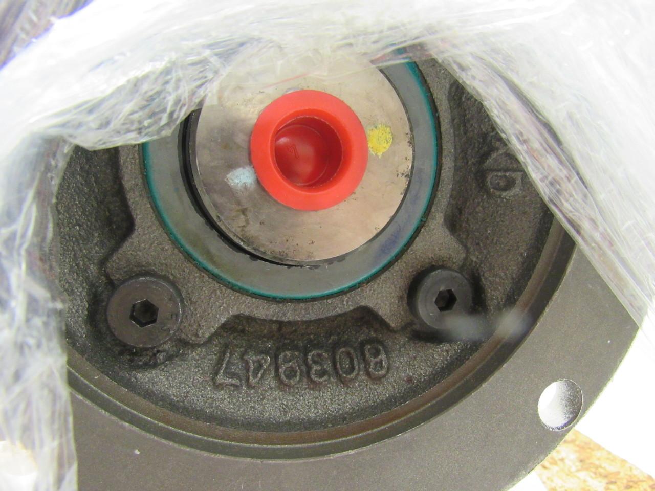 Winsmith e24mdsm51160ft worm gear speed reducer hollow for Hollow shaft worm gear motor