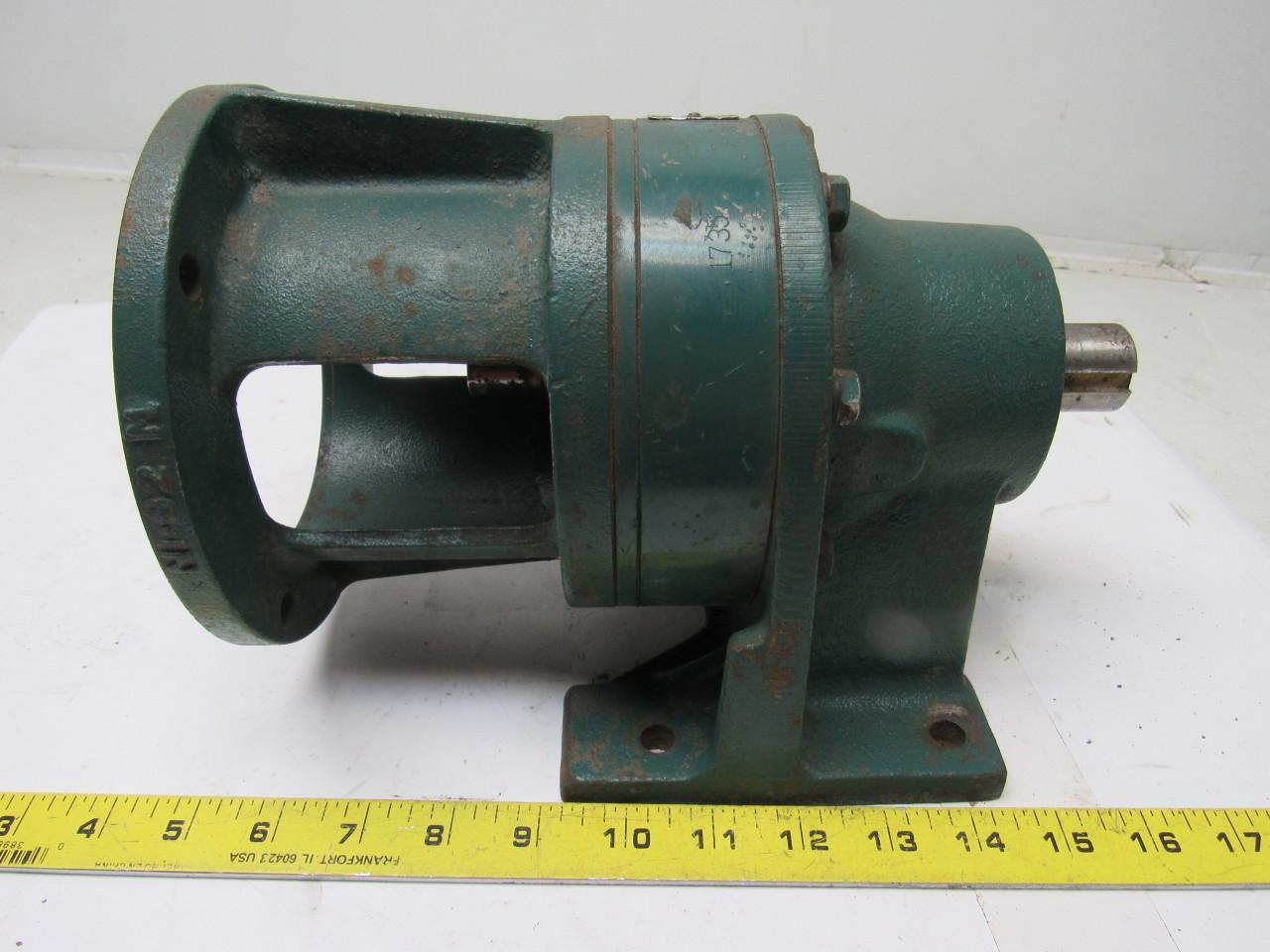 Sumitomo SM-Cyclo HC3105 Inline Gear Reducer 17:1 Ratio 2.65 Hp