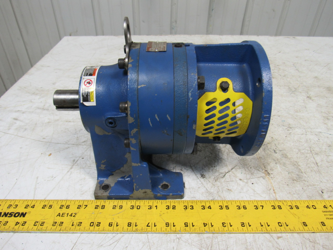 Sumitomo SM-Cyclo CNH6115Y-29 Inline Gear Reducer 29:1 Ratio 2.98 Hp