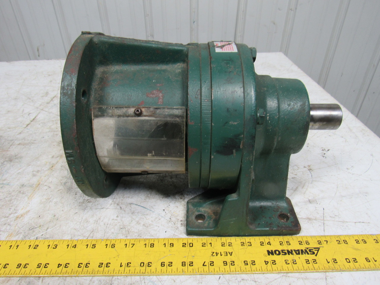 Sumitomo SM-Cyclo HC 3115 Inline Gear Reducer 87:1 Ratio 1.44 Hp