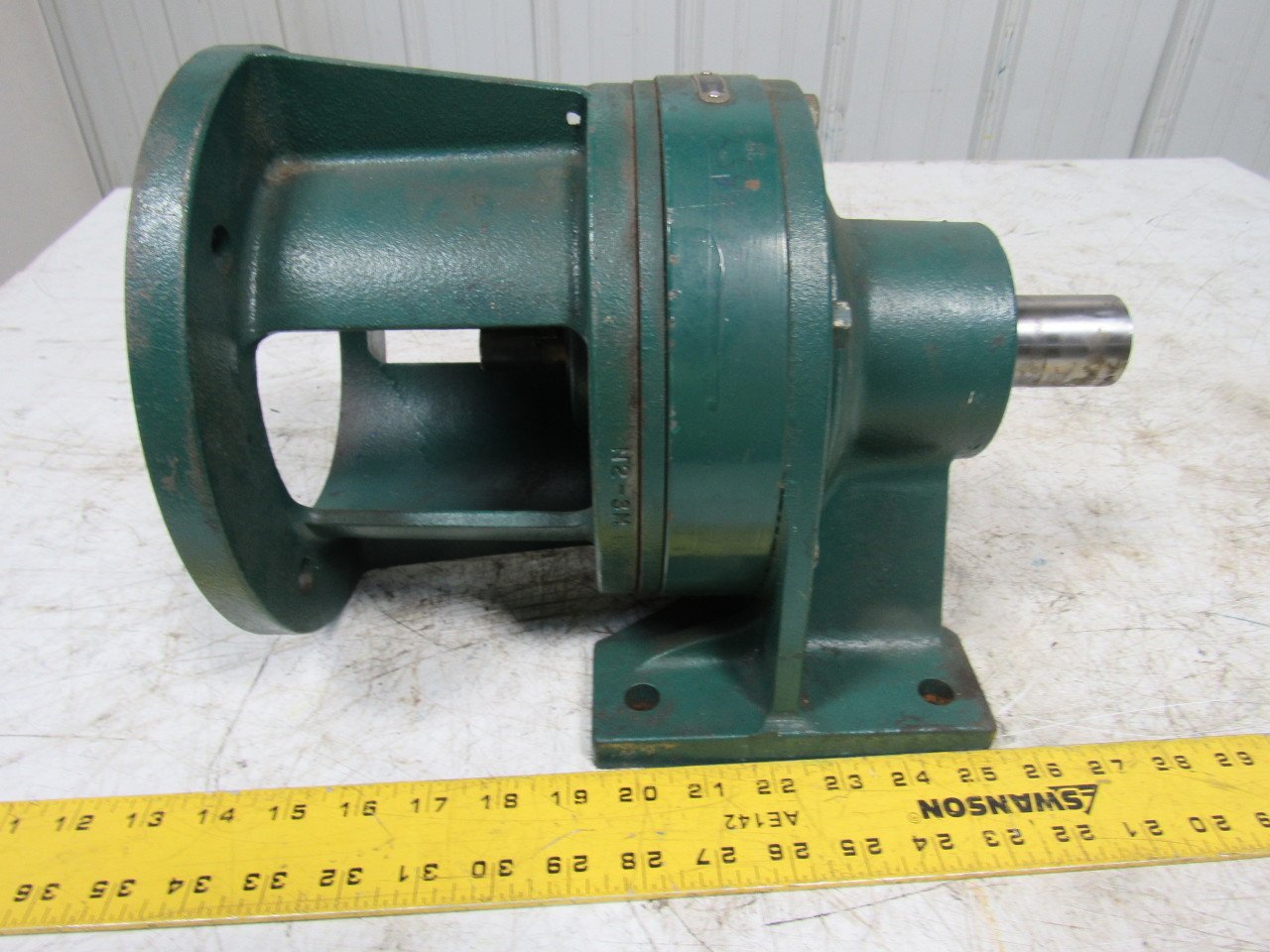 Sumitomo SM-Cyclo R1830 Inline Gear Reducer 35 Ratio 1.80Hp
