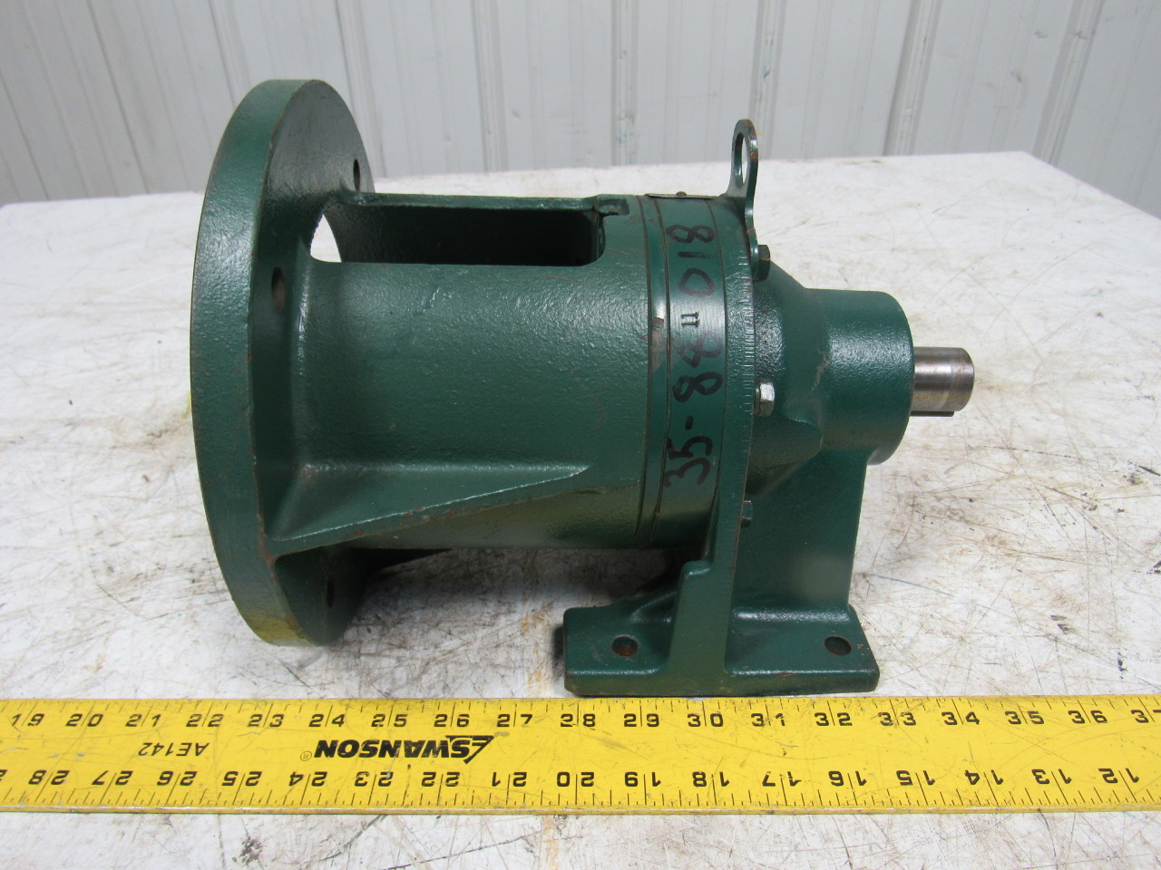 Sumitomo SM-Cyclo HC3095 Inline Gear Reducer 11:1 Ratio 1.45 Hp