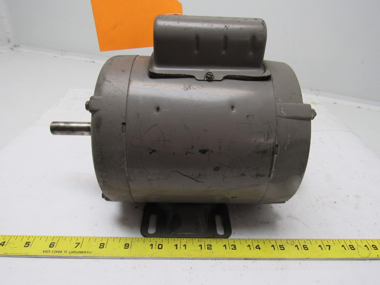 Magnetek Century C310 1 3hp 1ph 115 230v 1725rpm Farm Duty