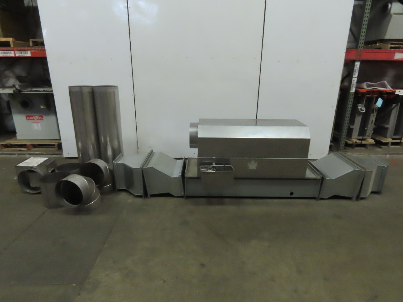 Powdercoat Pretreatment Exhaust Phosphate Water Stainless Steel Evaporator