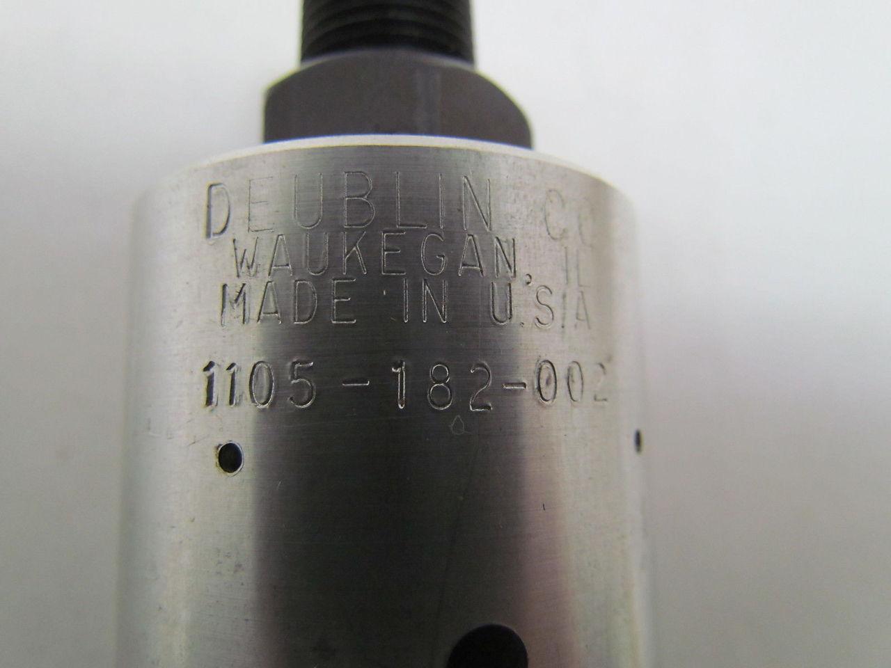 deublin rotary union catalogue pdf
