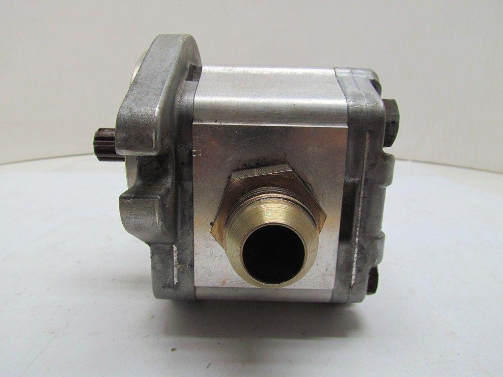 Sauer Danfoss Snp2 Model 4 S Sc06 7c Gear Pump Hydraulic 0
