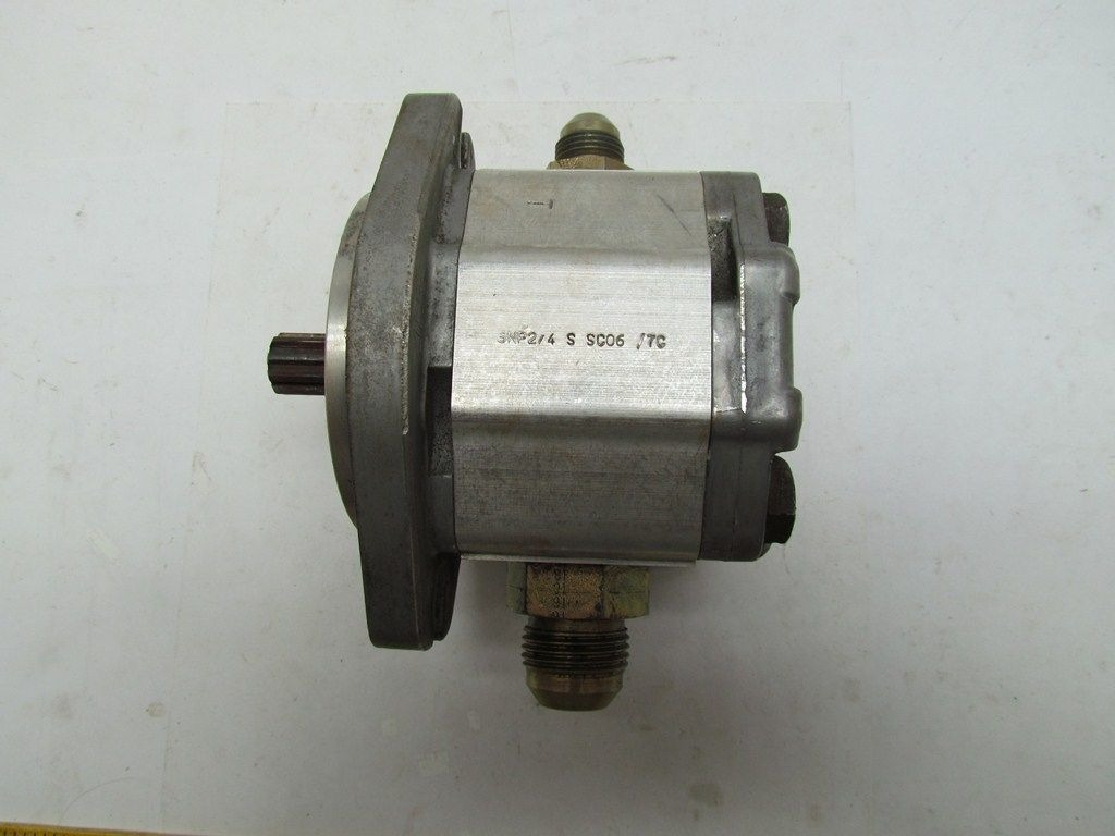 Sauer Danfoss Snp2 Model 4 S Sc06 7c Gear Pump Hydraulic 0