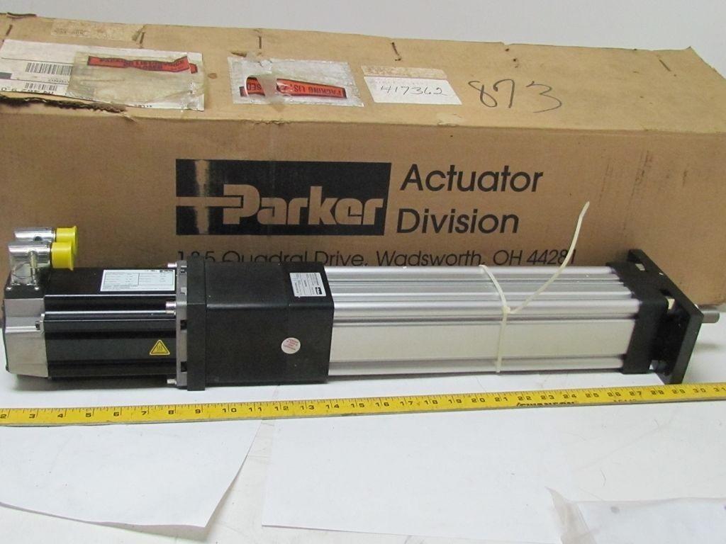 Parker Emx060096 Et Series Stepper Servo Driven Linear Actuator Mpp1003q6s Kps