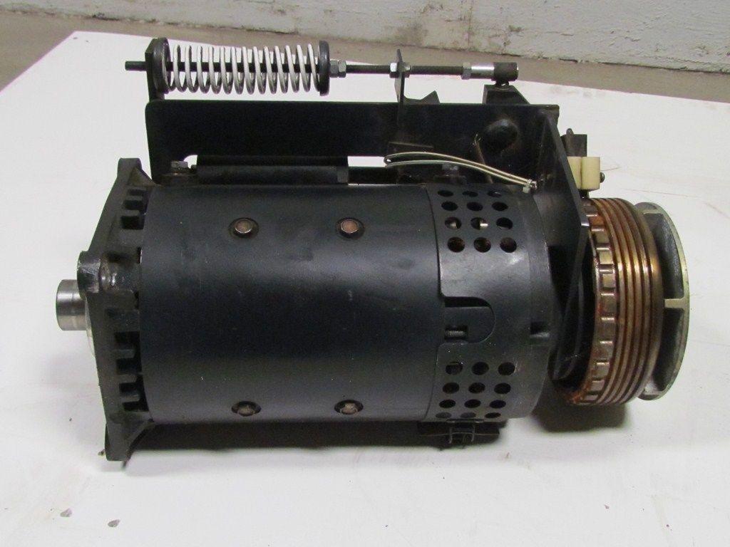 Crown 02026 001 W7ab01 36 48vdc Dc Motor W Brake