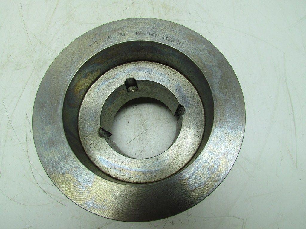 dodge   groove pulley sheave   belt  od taper lock  ebay