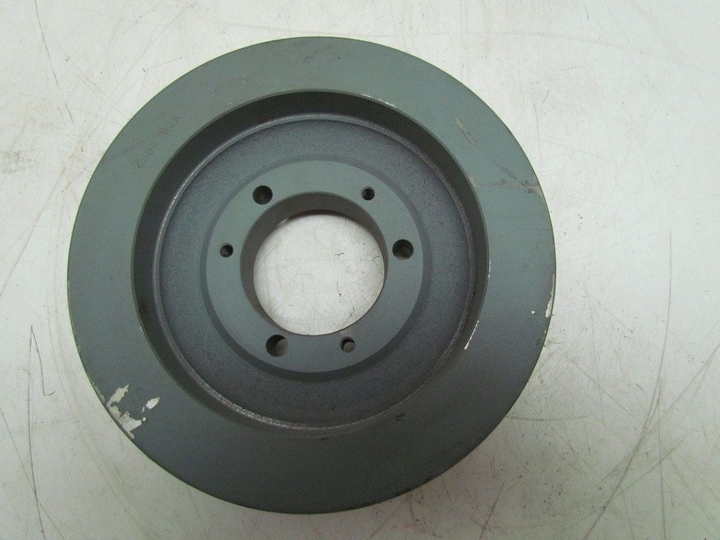 browning 2b64sds 2 groove pulley sheave a b v belt 6 75