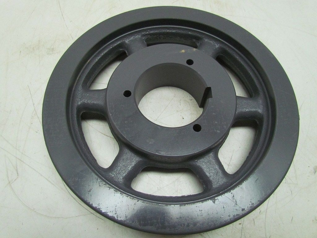 browning 2tb94 2 groove pulley sheave a b v belt 9 75 quot od