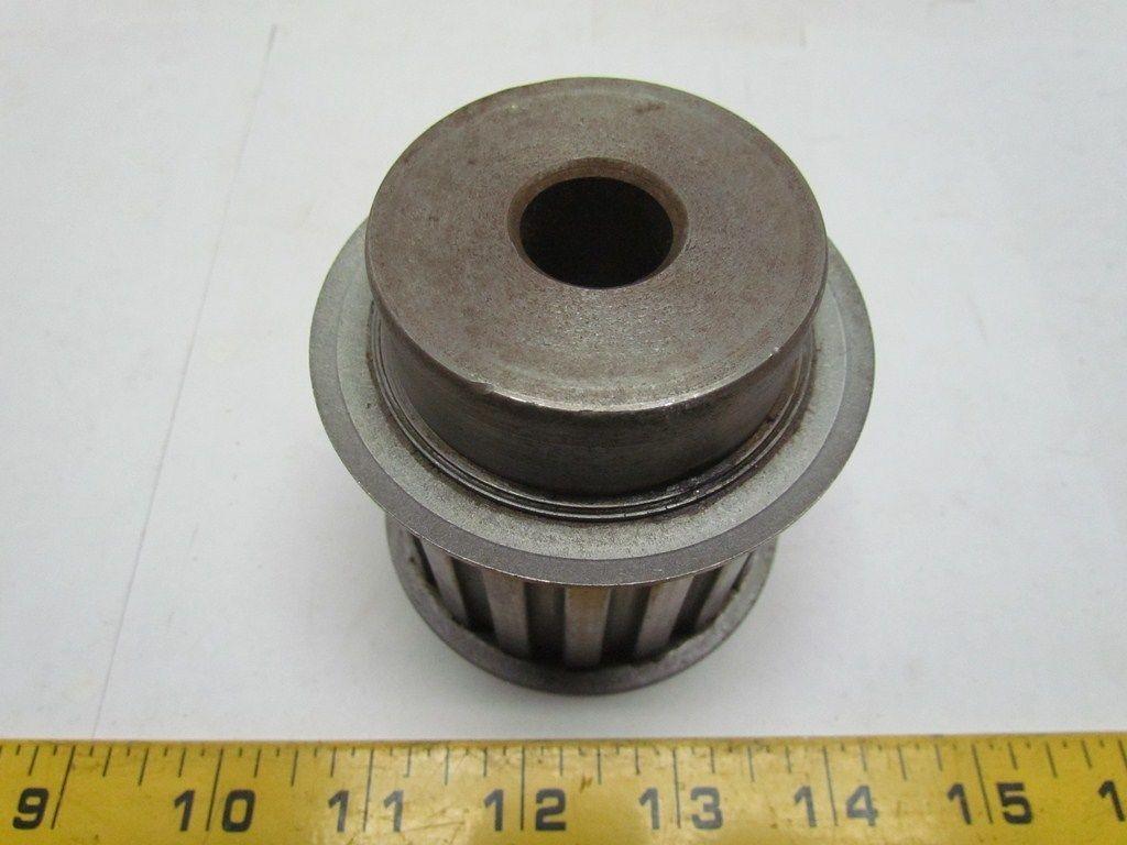 browning 18hb200 timing belt sprocket 3 4 quot plain bore 1 2