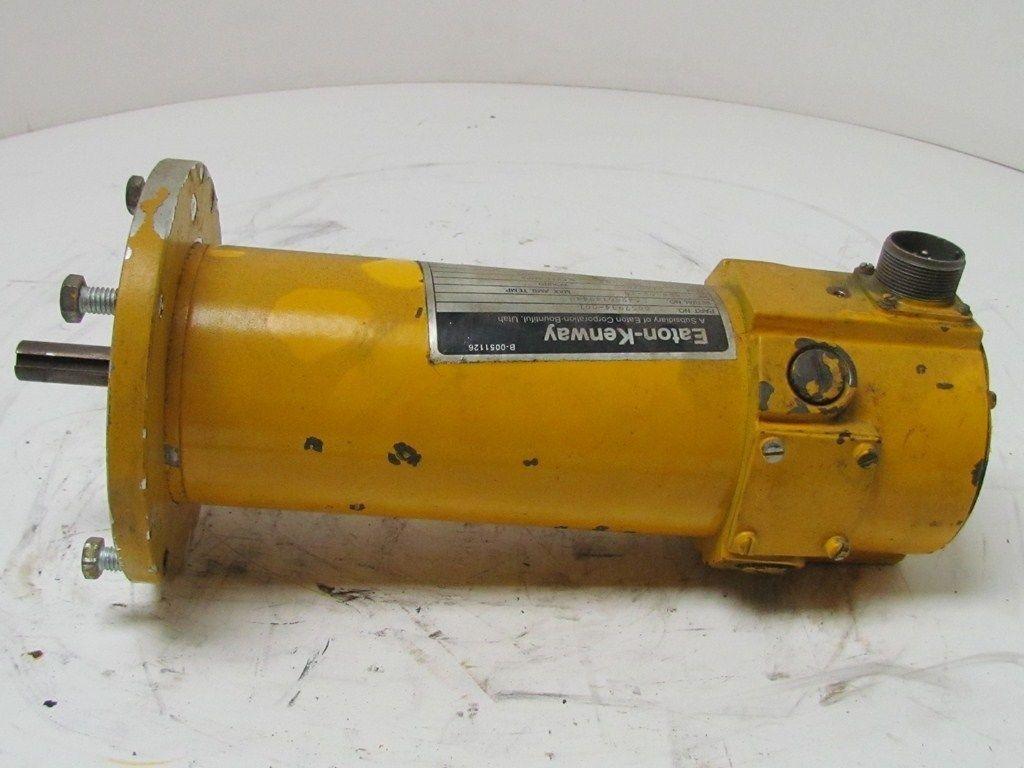 Eaton kenway 0057934 001 180vdc motor sd42 30 a13 a40 56c Eaton motor