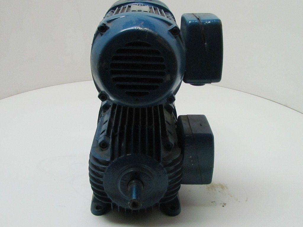 Demag Vd 42 80b 4 Bk780 Gear Reducer 460volt Motor 3 4