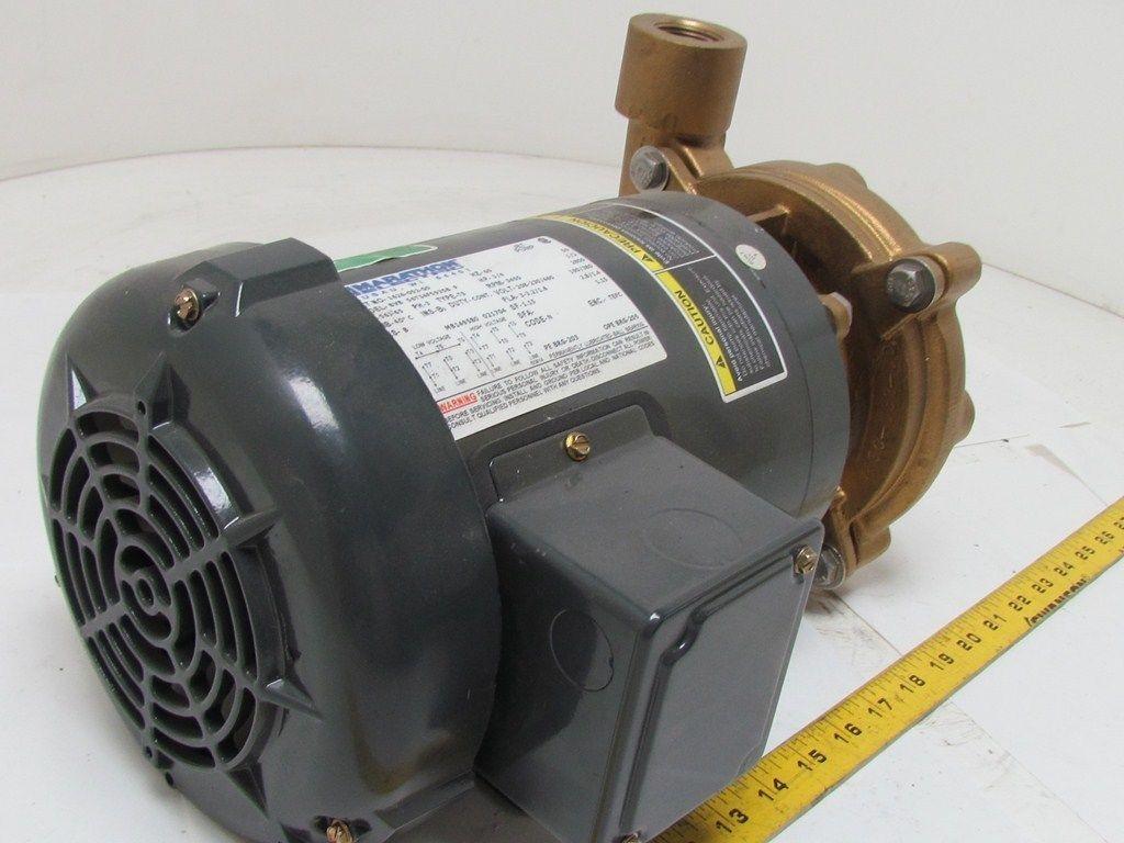 Teel 4xz01 Bronze Centrifugal Jet Pump 2 3 4hp Marathon