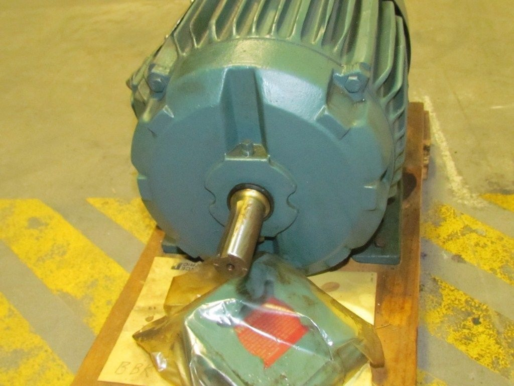 Reliance Electric P21g3109d 3hp 1770 Rpm Tefc 213 Frame