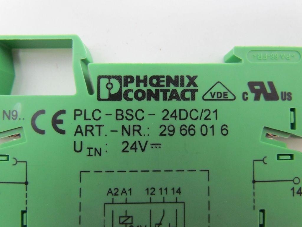 Phoenix plc bsc 24dc 21