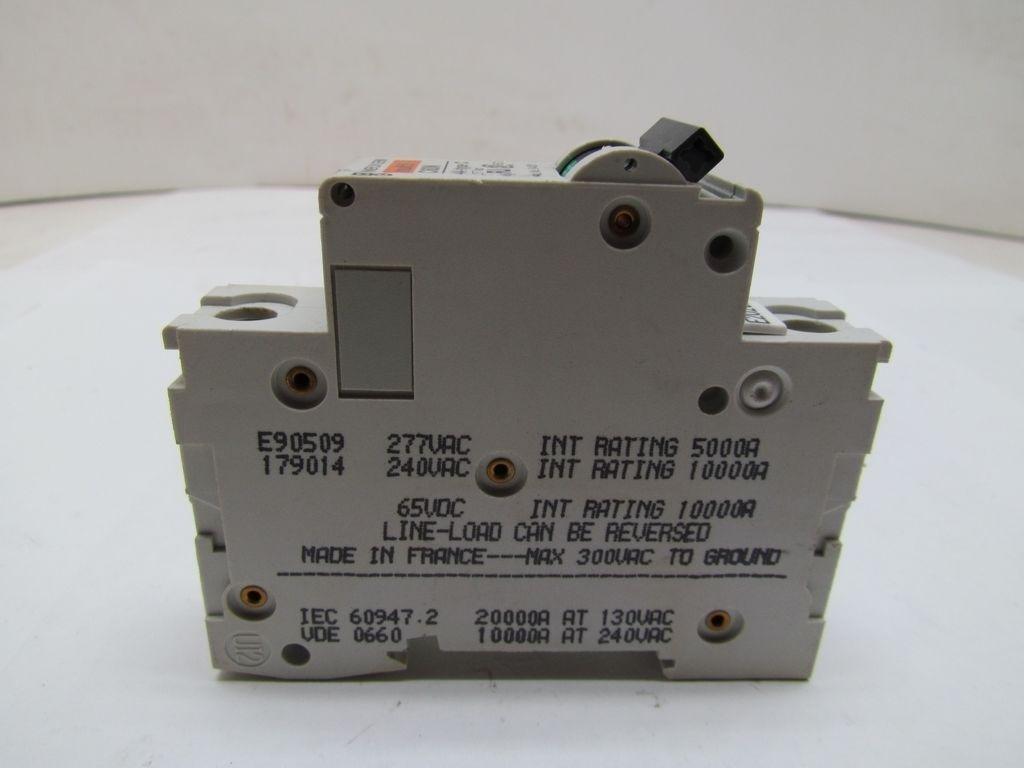 Merlin gerin multi 9 c60n 24428 4a type c circuit breaker - Merlin gerin multi 9 ...