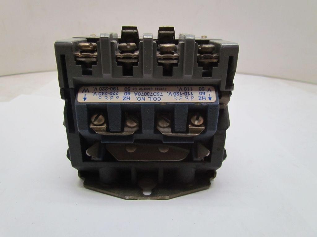 Furnas siemens 14bp332aa81 motor starter control sz 00 3ph Furnas motor starter
