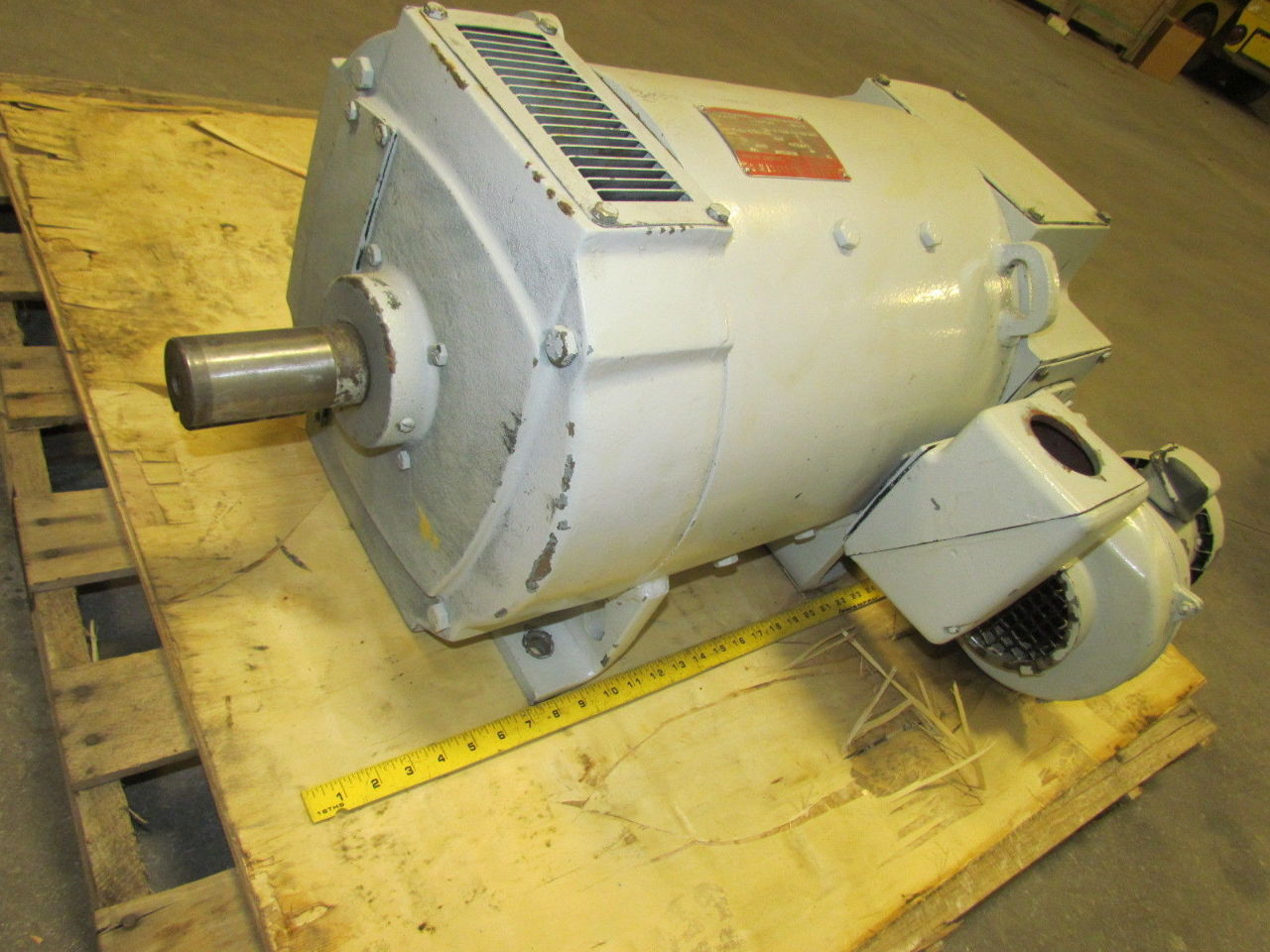 Ge general electric 5cd183ua027a800 25hp shunt wound for 25 hp dc electric motor