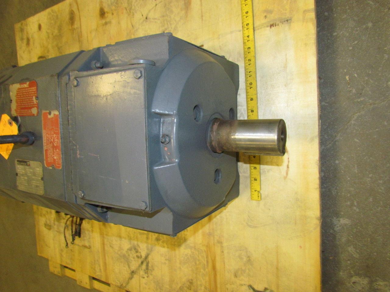 Reliance Electric 3ka847043 Um Mc2512atz 25hp Dc Spindle