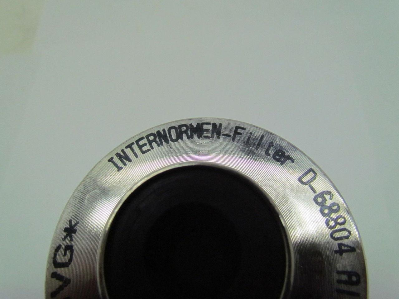 internormen filter d 68804 310584 hydraulic filter element