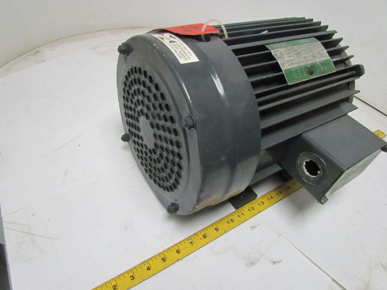 Lincoln Electric T 2993 3hp 1170rpm 230 460v 3ph Tefc Ac