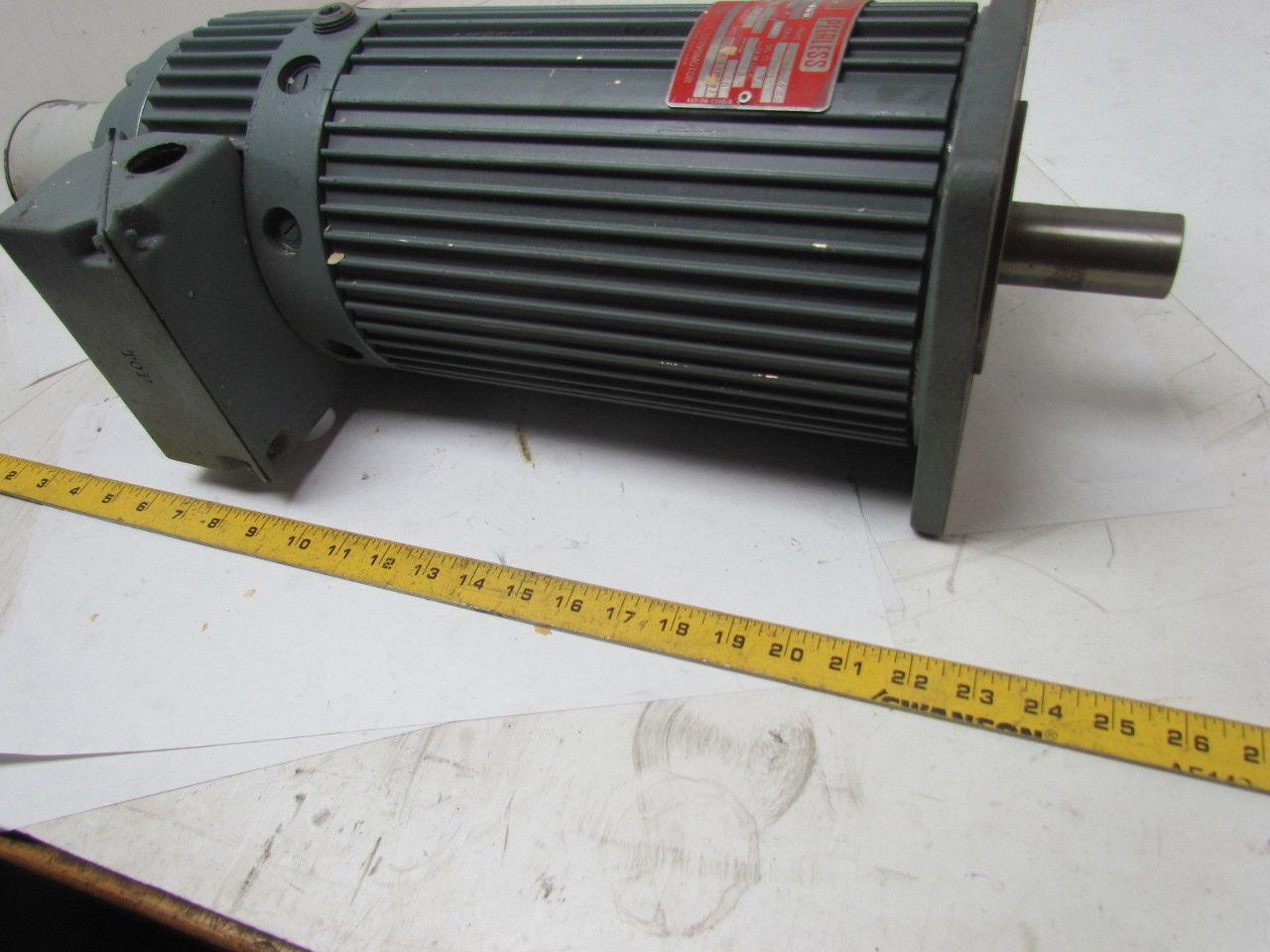 Porter peerless 183 18 0194 0 3n1000fb103l4 permanent for Surplus permanent magnet dc motors