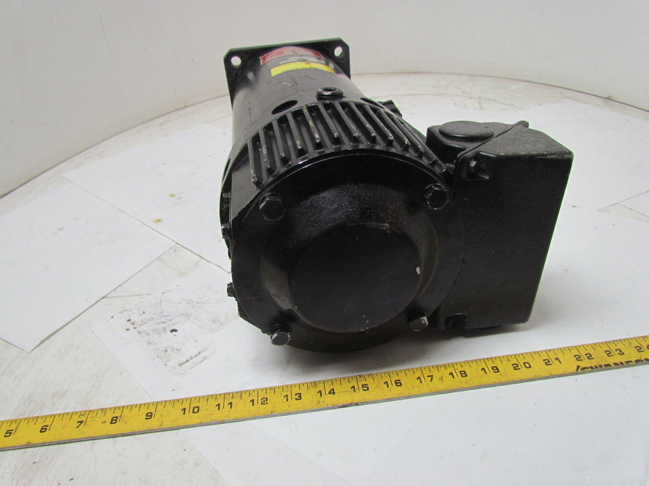 Ge general electric 183 18 1269 0 dc servo motor by hk for General electric motor parts