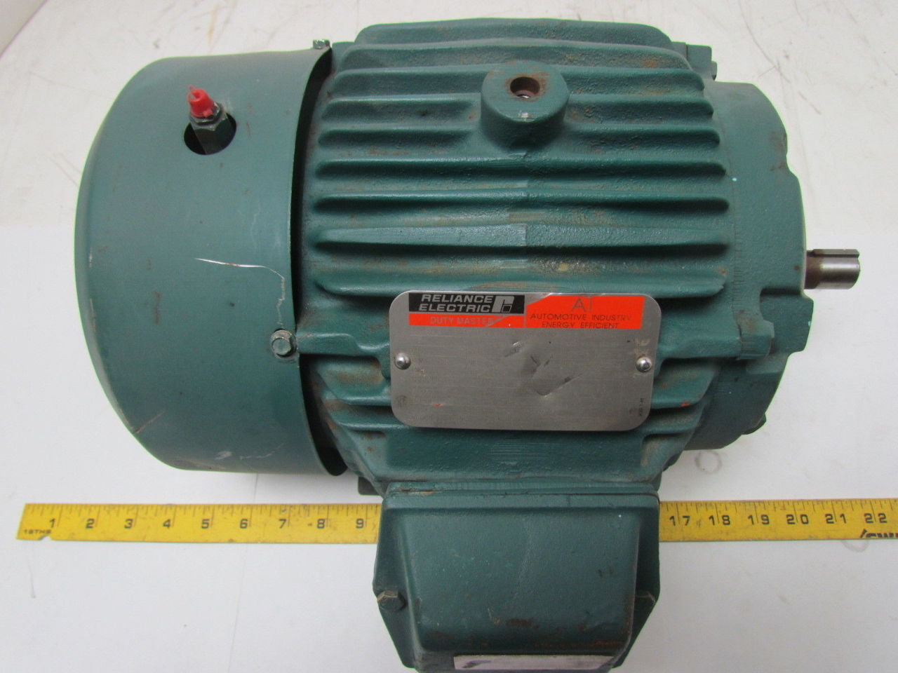 Reliance Electric 1hp 1165rpm Tefc 184 Frame 460v 3ph Duty