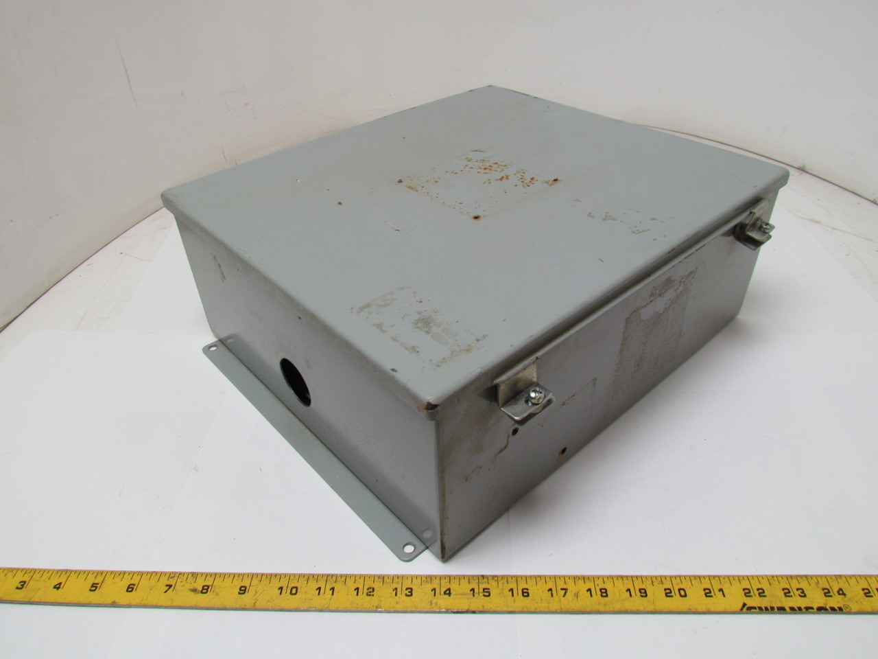 Hinged Electrical Box : Saginaw control ba type electrical enclosure