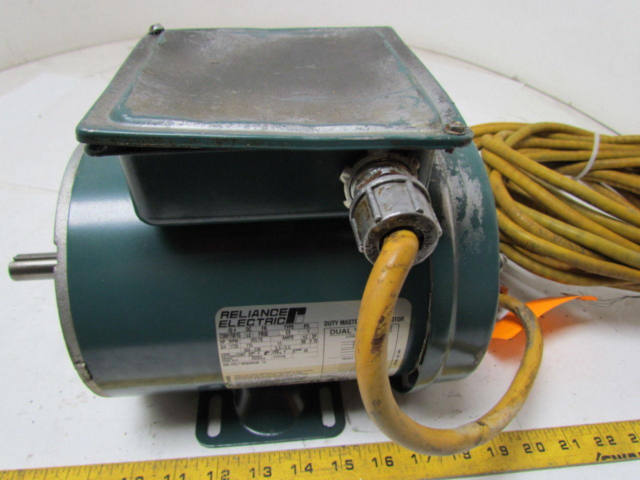 Used 1ph 15 Hp Electric Motor