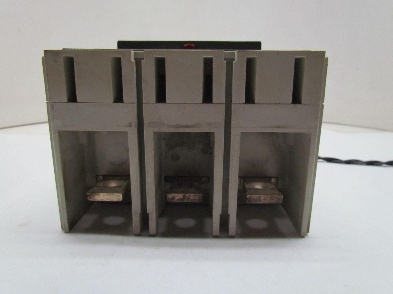 Abb S5n400mw 2pole 400a 600v S5 Circuit Breaker Broken
