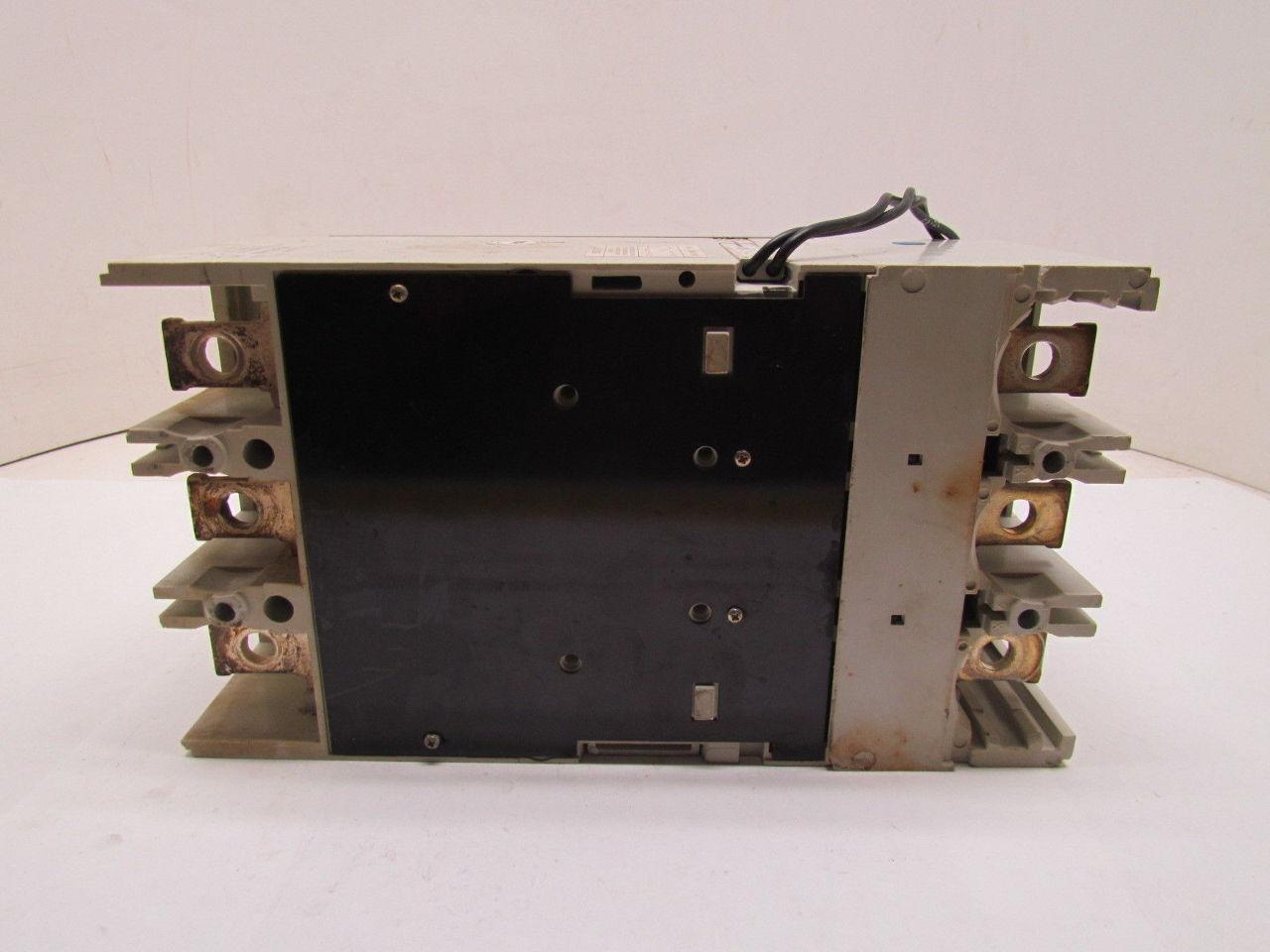 Abb S5 S5h400mw 3pole 400a 600v Circuit Breaker Broken