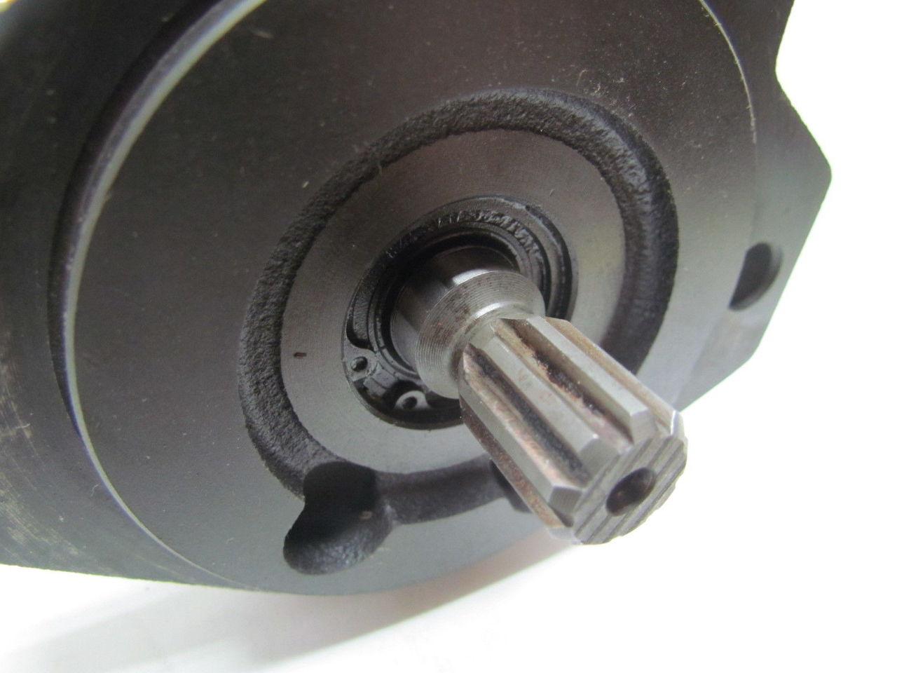 Bosch 0510625346 0 510 625 346 Sae A Hydraulic Gear Motor